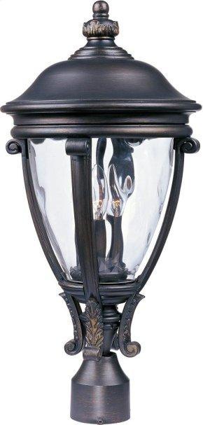 Camden VX 3-Light Outdoor Pole/Post Lantern