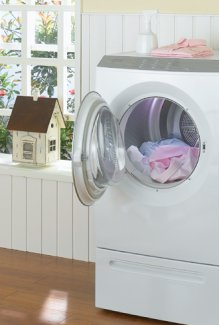 Used Electric Vented Dryer