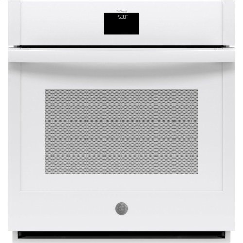 """GE® 27"""" Built-In Convection Single Wall Oven"""