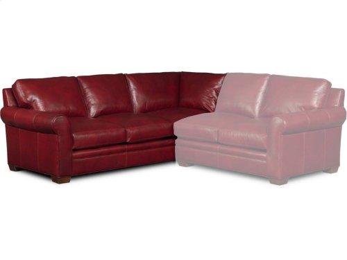 Landry LAF Corner Return Sofa 8-Way Tie
