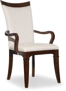 Palisade Upholstered Arm Chair