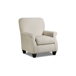 American Furniture Manufacturing1030 - Perth Cream Accent Chair
