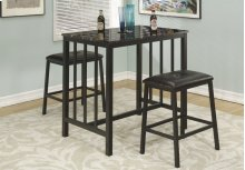 Luxor 3 Pc. Dining Room Collection