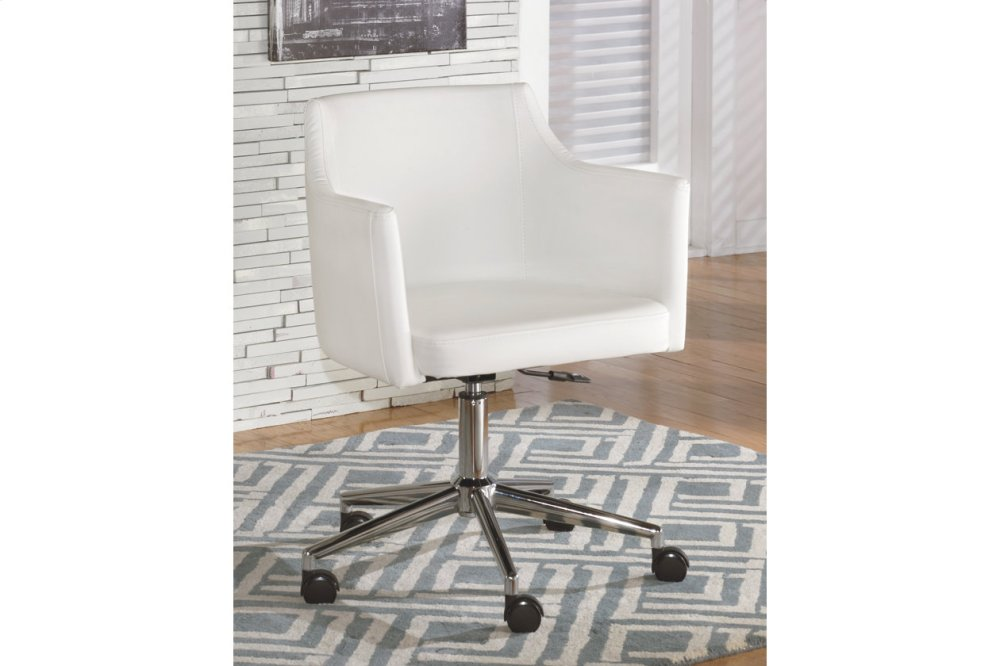 Beau Ashley Furniture Home Office Swivel Desk Chair