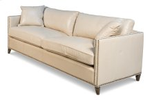 Rivera Sofa, Ivory Leather