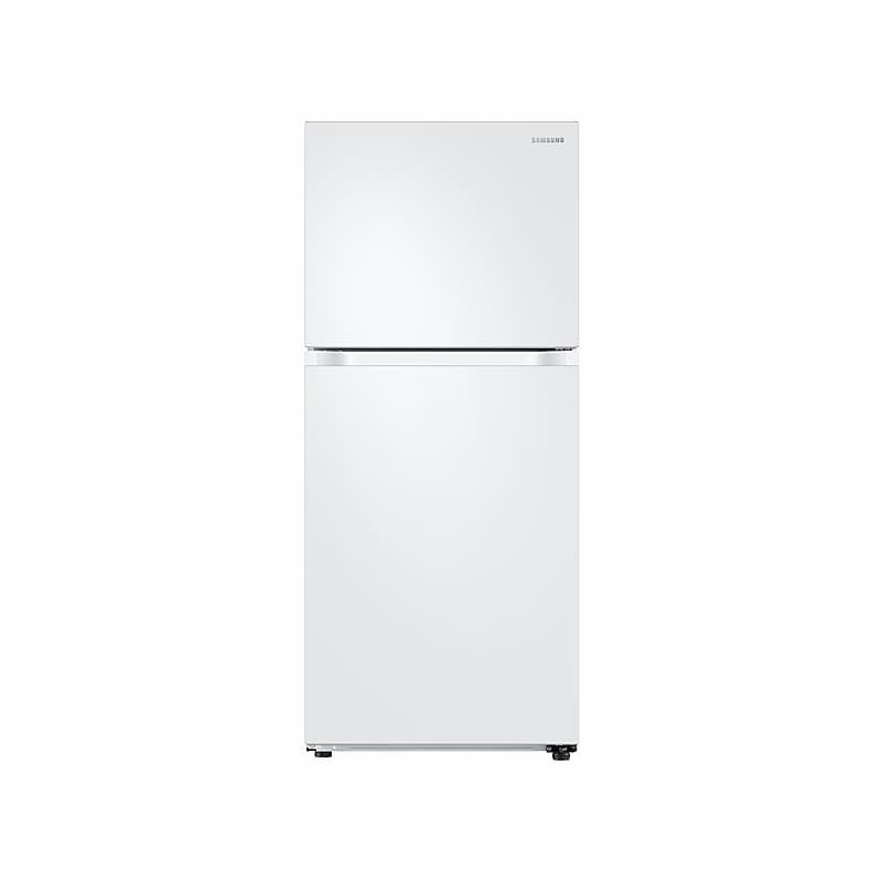 18 cu. ft. Top Freezer Refrigerator with FlexZone and Ice Maker in White