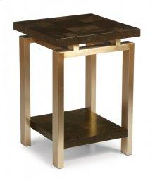 Maya Chairside Table