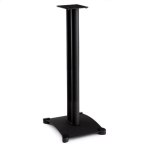 "Sanus34"" Steel Series Bookshelf Speaker Stand Pair"