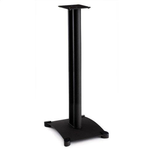 "34"" Steel Series Bookshelf Speaker Stand Pair"