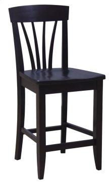 Model 13 Counter Stool Wood Seat