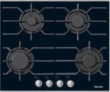 KM 3010 LP Gas cooktop with 4 burners
