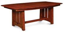 McCoy Trestle Table, 4 Leaf
