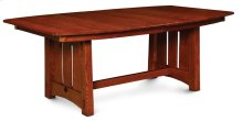 McCoy Trestle Table, 4 Leaf