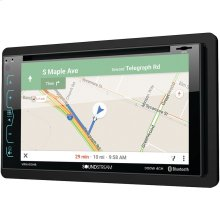"""6.2"""" Double-DIN In-Dash GPS Navigation DVD Receiver with Bluetooth® & MHL® MobileLink X2"""