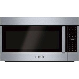 "BOSCH500 Series HMV5052U 30"" Over-the-Range Microwave 500 Series - Stainless Steel"