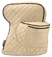 Fitted Stand Mixer Cover - Khaki