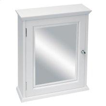 Small Classic medicine cabinet (640h x 525w x 180d)