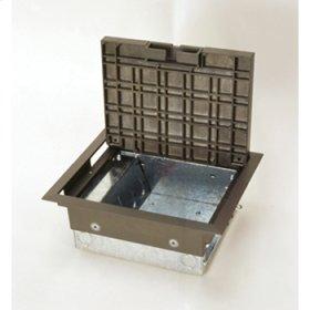 AC8104 Series Raised Floor Box