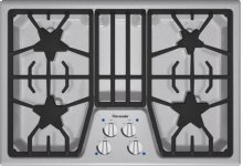 30 inch Masterpiece® Series Gas Cooktop SGS304FS