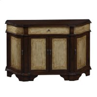 1 Dwr 4 Dr Credenza Product Image
