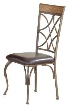 Sierra Metal / Wood Side Chair