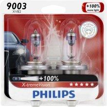 X-tremeVision car headlight bulb