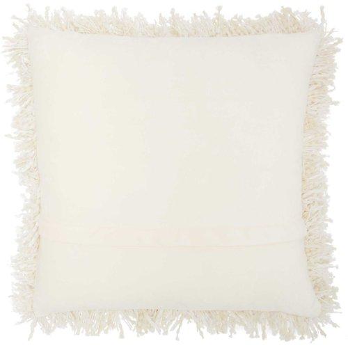 "Shag Tl050 Celadon 20"" X 20"" Throw Pillows"
