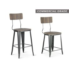 """Lincoln Counter Chair 20""""x19""""x40.50"""""""