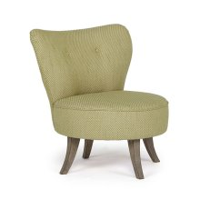 FLORENCE Swivel Barrel Chair