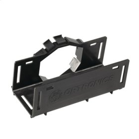 """MM20 Universal Cable Troughs, 2"""" x 2"""" x 5.25"""" trough with hex mounting for MM20 channel racks, package of 6"""