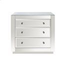 3 Drawer Chest, Beveled Mirror Product Image