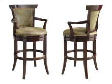 Lowell Swivel Barstool