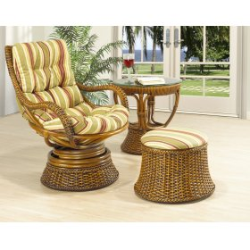 Biscayne Round Side Table
