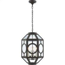 Visual Comfort NW5100AI Niermann Weeks Chatsworth 6 Light 16 inch Aged Iron Foyer Lantern Ceiling Light, Niermann Weeks, Lantern