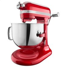 KitchenAid® Pro Line® Series 7 Quart Bowl-Lift Stand Mixer - Candy Apple Red