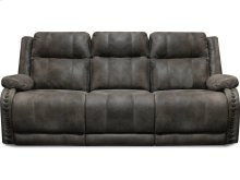 EZ Motion EZ7V Double Reclining Sofa with Nails EZ7V01N