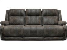 EZ Motion EZ7V Double Reclining Sofa with Nails EZ7V01N