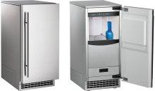 Brilliance ® Nugget Ice Machine Gravity Drain Panel Ready