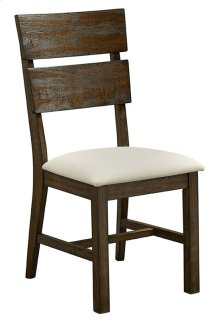 Dining Chair (2/Carton) - Satin Mindi Finish