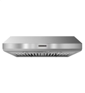 KitchenAid® 36'' Under-the-Cabinet 600 CFM Commercial-Style - Stainless Steel