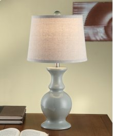 Sand Dune Blue Table Lamp