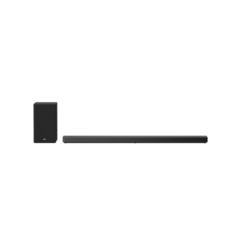 LG SN10YG 5.1.2 Channel High Res Audio Sound Bar with Dolby Atmos® and Google Assistant Built-In