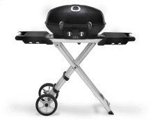 TravelQ PRO285X with Scissor Cart Black , Propane