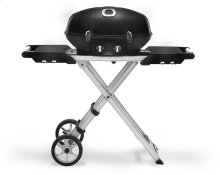 TravelQ PRO285X with Scissor Cart Black , Propane