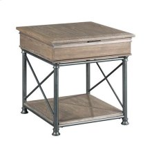 Darrington Rectangular Drawer End Table