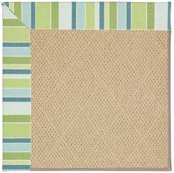 Creative Concepts-Cane Wicker Capri Stripe Breeze
