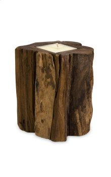 Teakwood Medium Candle