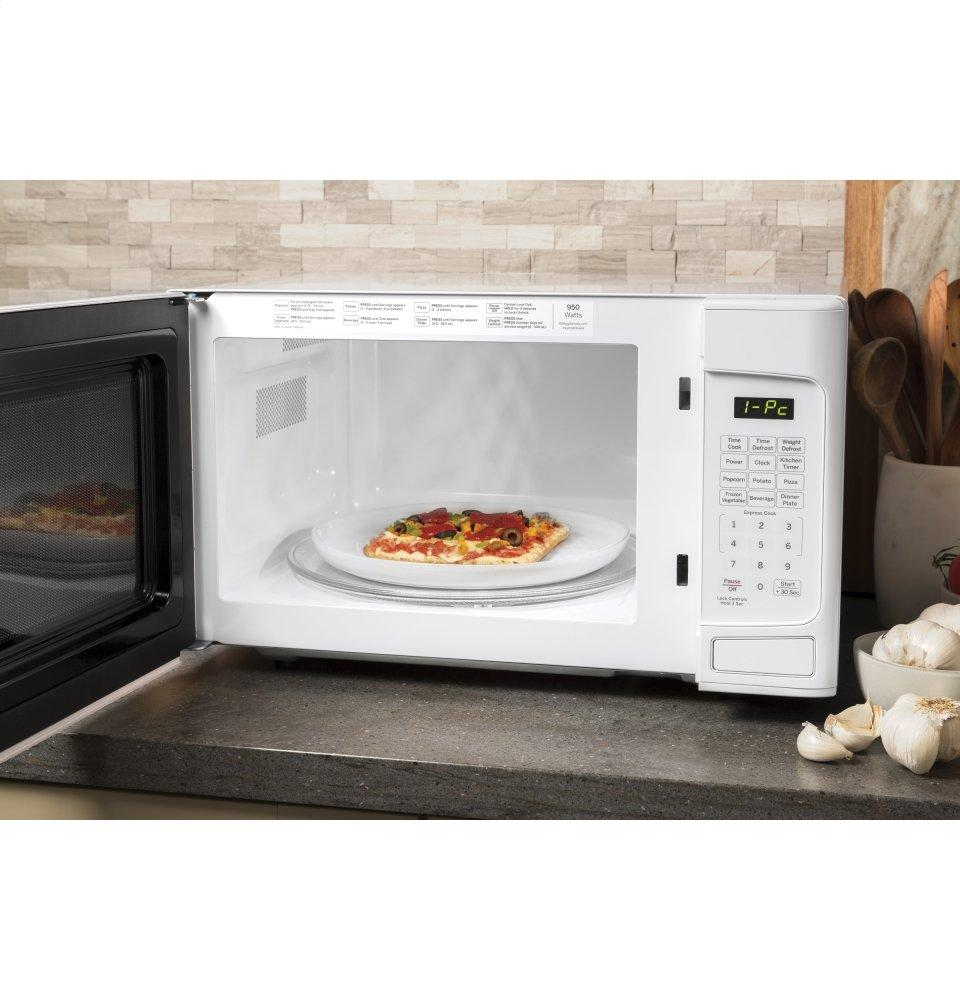 Jes1145dlww Ge 174 1 1 Cu Ft Capacity Countertop Microwave