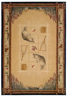 Genesis Lakeside Natural Rugs