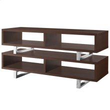 "Amble 47"" Walnut TV Stand in Walnut"